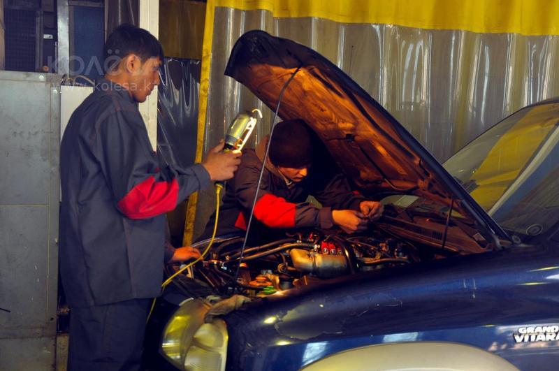 """Фото СТО ТОО """"AutoGasWorld"""" устанавливает ГБО 4-ого поколения евростандарта, на все марки автомобилей по всему Казахстану."""