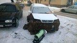 Фото СТО отогрев авто астана